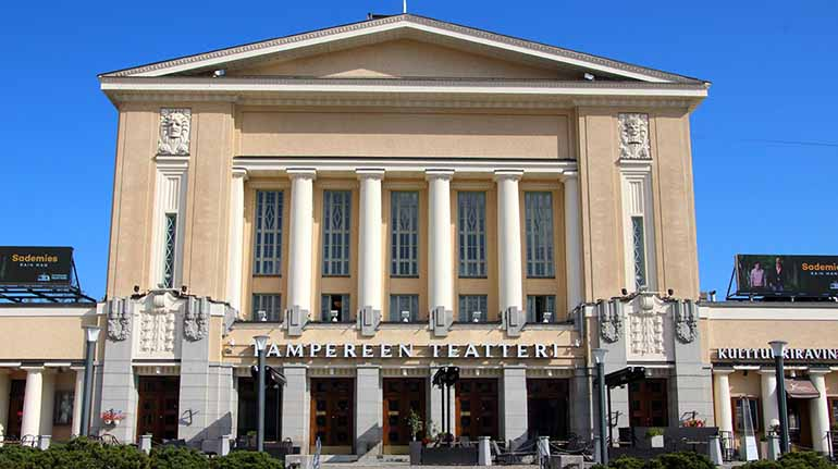 Tamperes Theater.