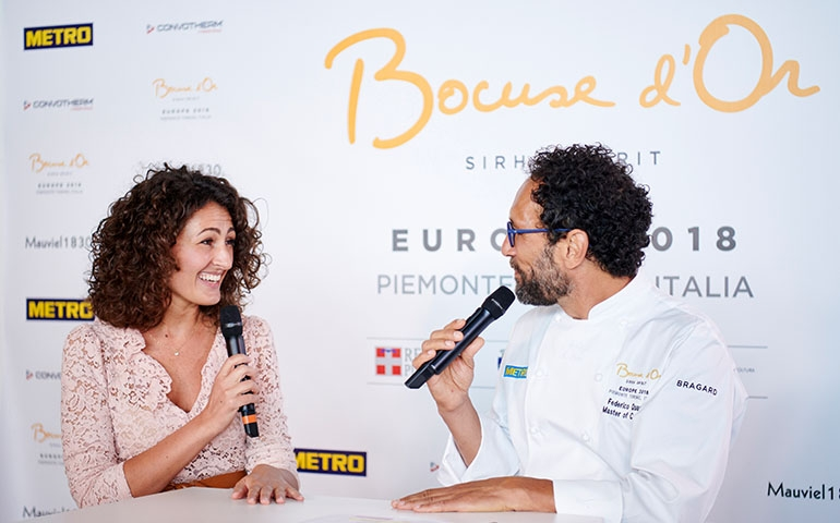 Bocuse d`Or Europe 2018: Turin im Kulinarikfieber