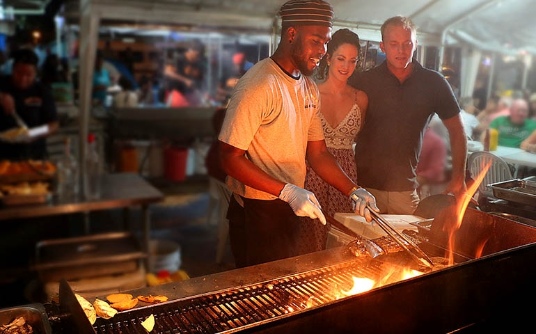 """Year of Culinary Experiences"" auf Barbados"