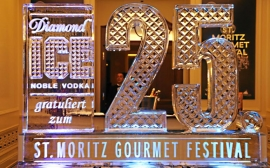 25 Jahre St. Moritz Gourmetfestival