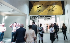 Internationale Kunstmesse Abu Dhabi Art 2016