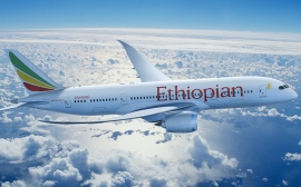 An Bord getestet: Ethiopian Airlines