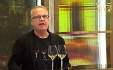 Hongkong: mit James Suckling im Bordeaux-Tasting
