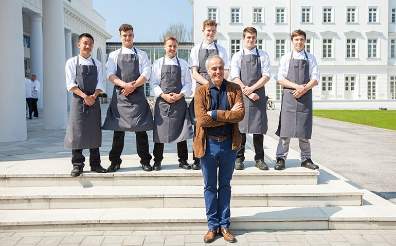 Koch-Azubi-Contest 2018 im Grand Hotel Heiligendamm