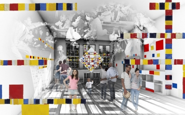 Holland-Themenjahr 2017: Von Mondrian bis Dutch Design