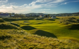 Rosapenna Hotel & Golf Resort: 125 Jahre Golftradition