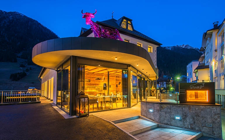 "Top-Gastro in Ischgl: das ""Stiar"""