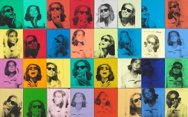 Karriere des Pop-Art-Meisters Andy Warhol